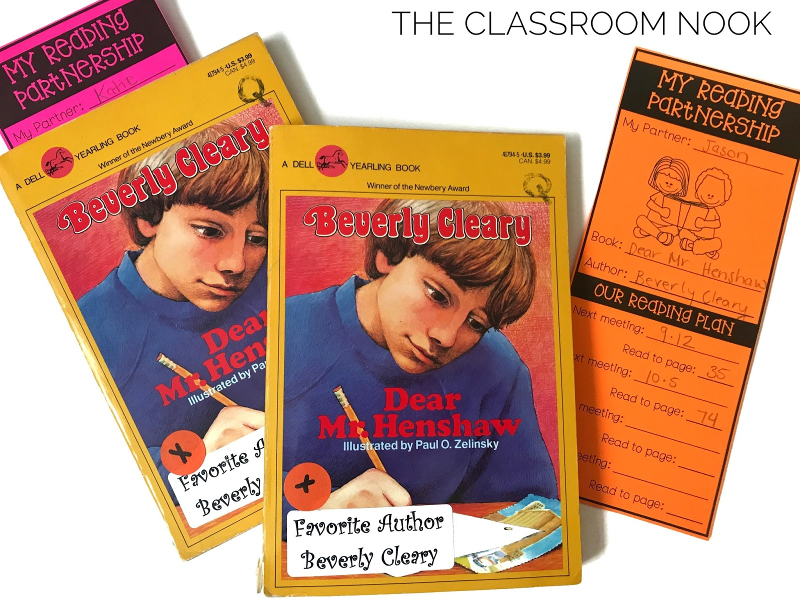 create a section of your library that has double-copy book sets for shared reading