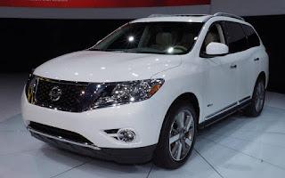 2018 Nissan Pathfinder: Changements, Prix, Date de sortie