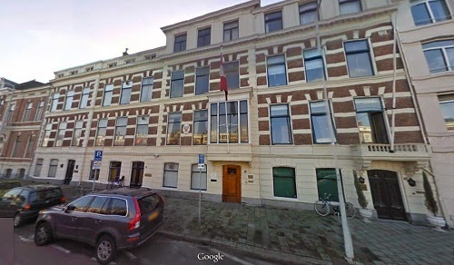 Embajadas Exterior