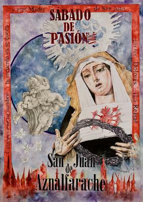 San Juan de Aznalfarache (Hdad. de San Juan Bautista) - Semana Santa 2018 - José Tomás Pérez Indiano
