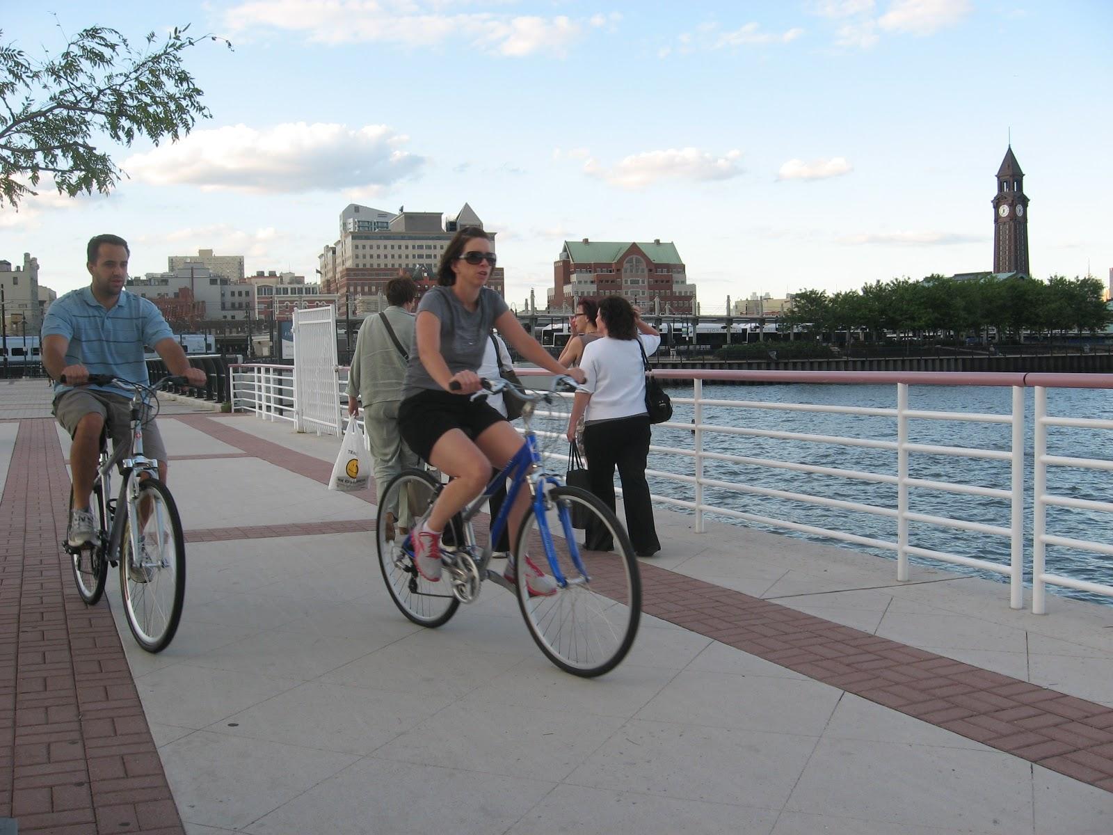 Vision Zero Nj Bike Ped Investments Critical As Hoboken