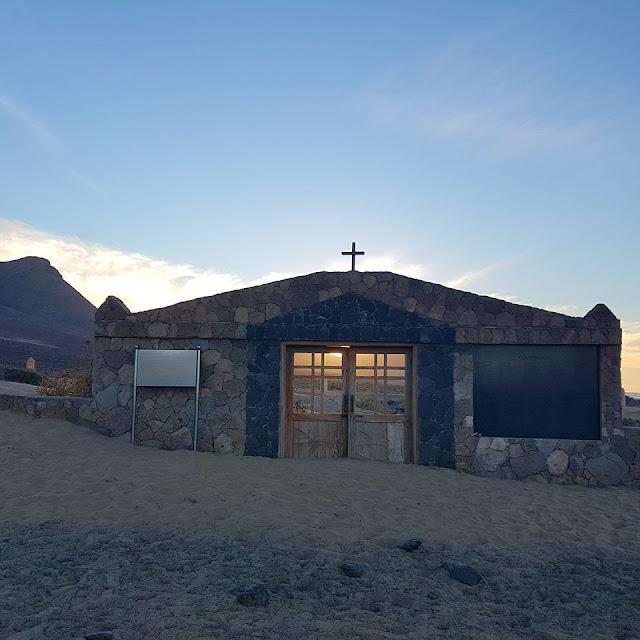 Fuerteventura cimitero di cofete