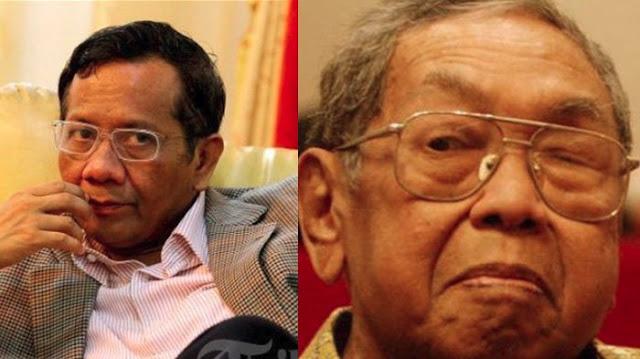 Mahfud MD Pernah Minta Jabatan Menteri ke Gus Dur, Tapi Langsung Ditolak dan Disuruh Belajar ke SBY