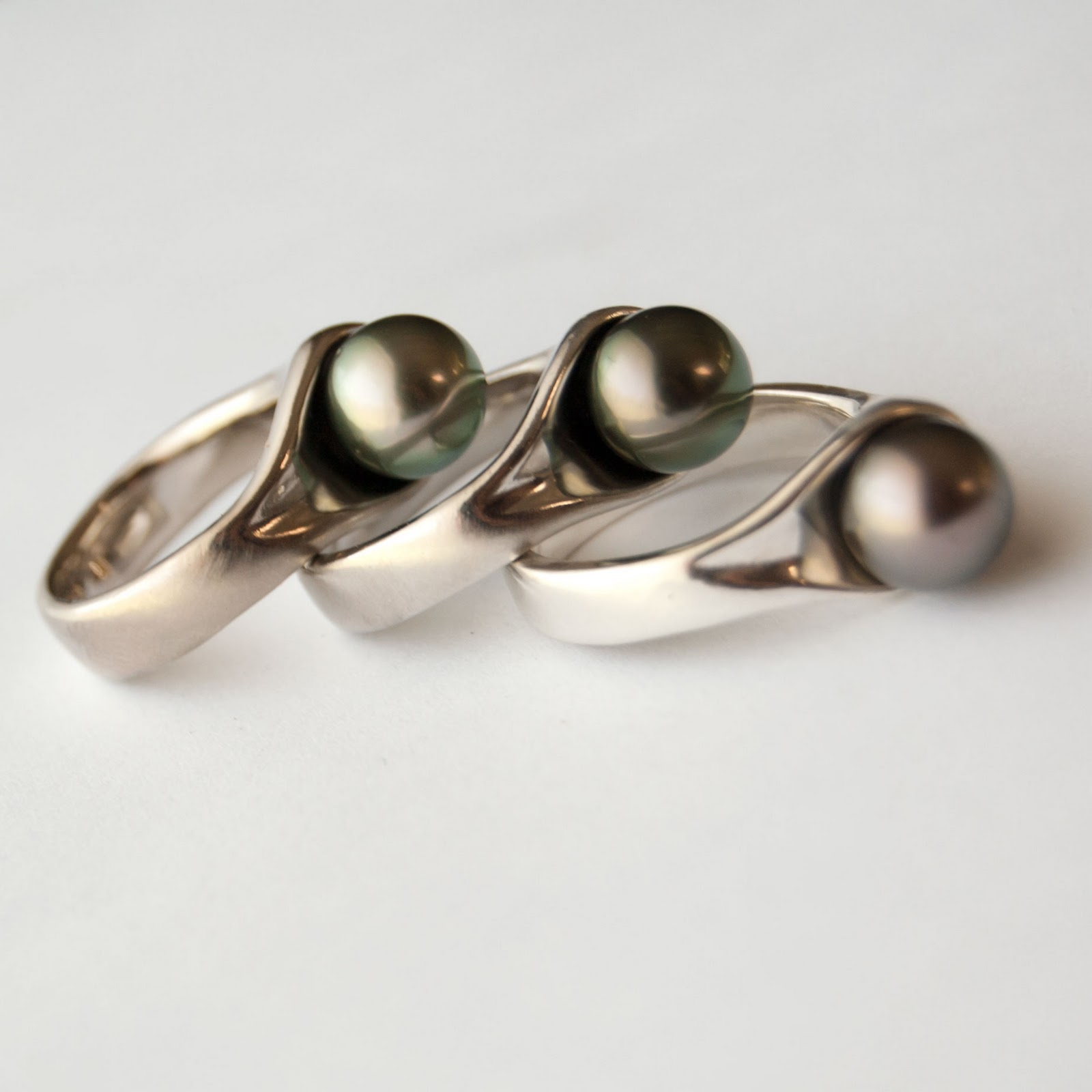 Retro, Vintage 1930s-1980s 925 Sterling Silver Vintage Real Pearl Ring Size 5 To Ensure A Like-New Appearance Indefinably