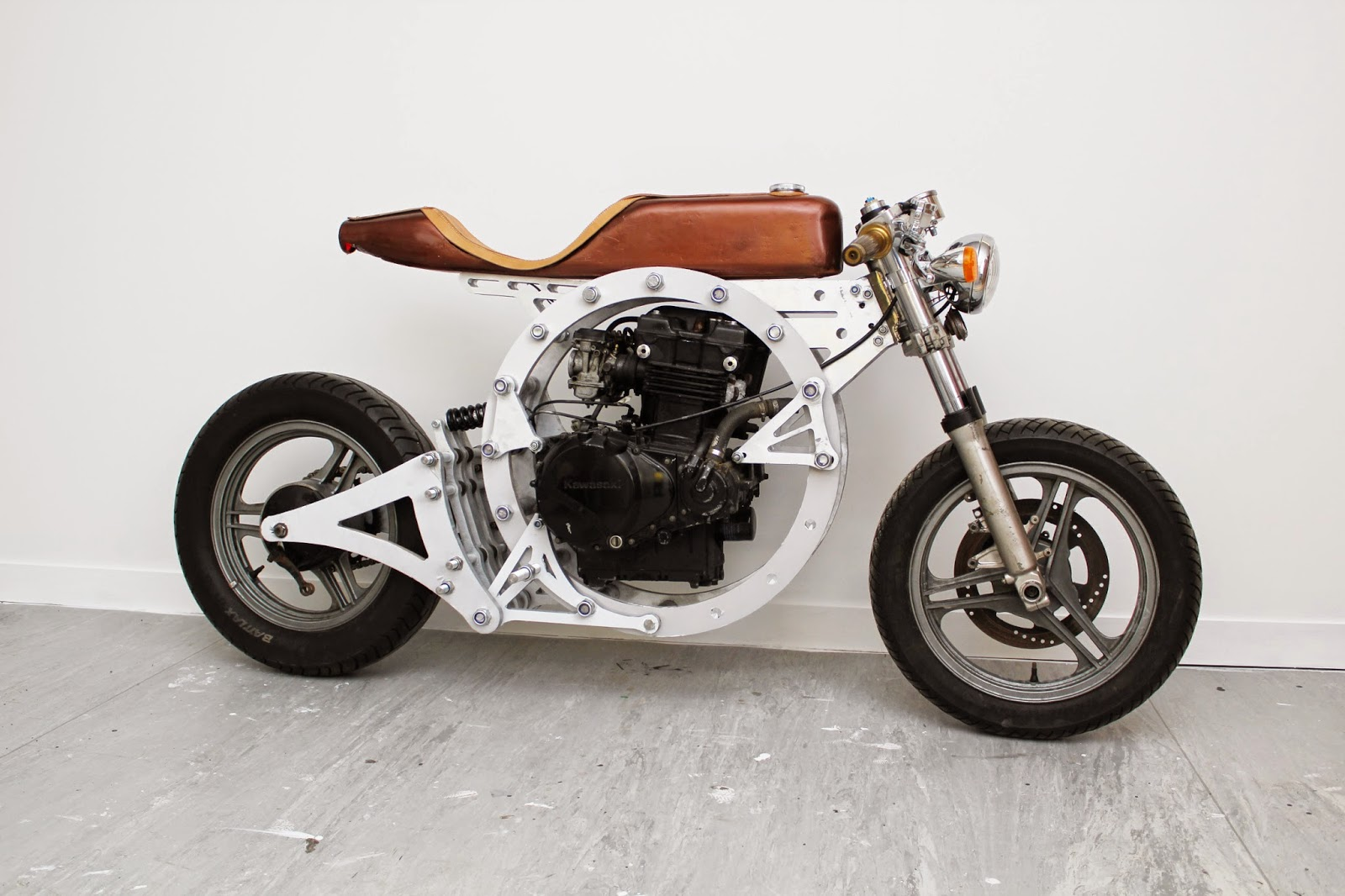 Tinker Open Source Cafe Racer Rocketgarage Cafe Racer