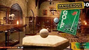 Dangerous Golf PC Game Download