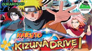 Download Gratis Naruto Shipudden Kizuna Drive Apk CSO PPSSPP Terbaru 2016