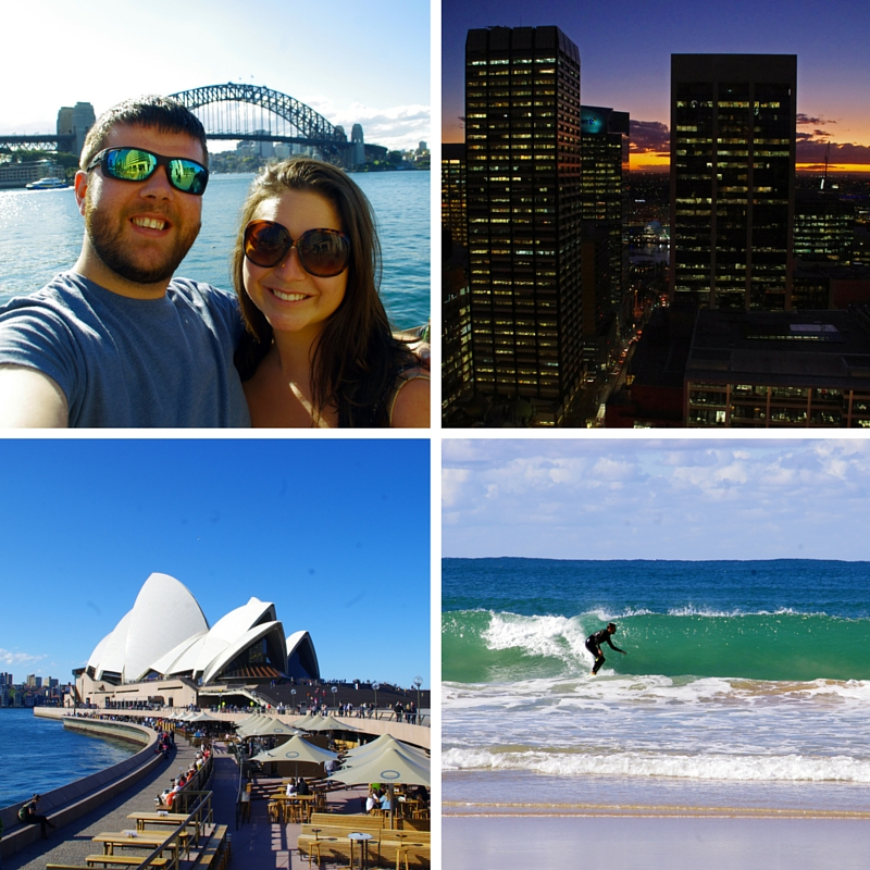 the Aussie flashpackers living the Sydney life