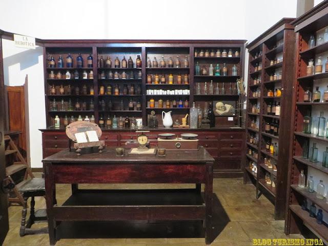 museo de los descalzos