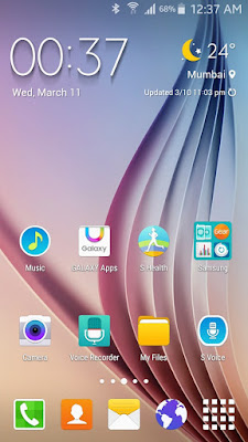 S6 Launcher Theme 1.1 APK