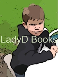 Grandson Comic Character: LadyD Books