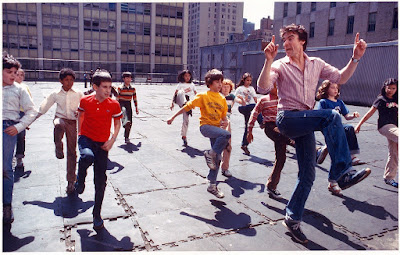 Jacques d'Amboise and the early days of the National Dance Institute