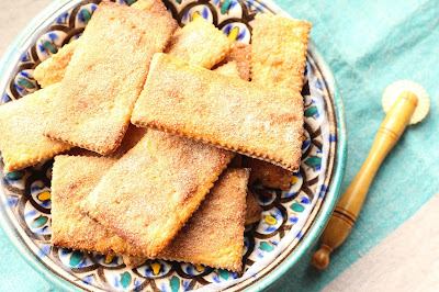 biscuits portugais a l'huile d'olive