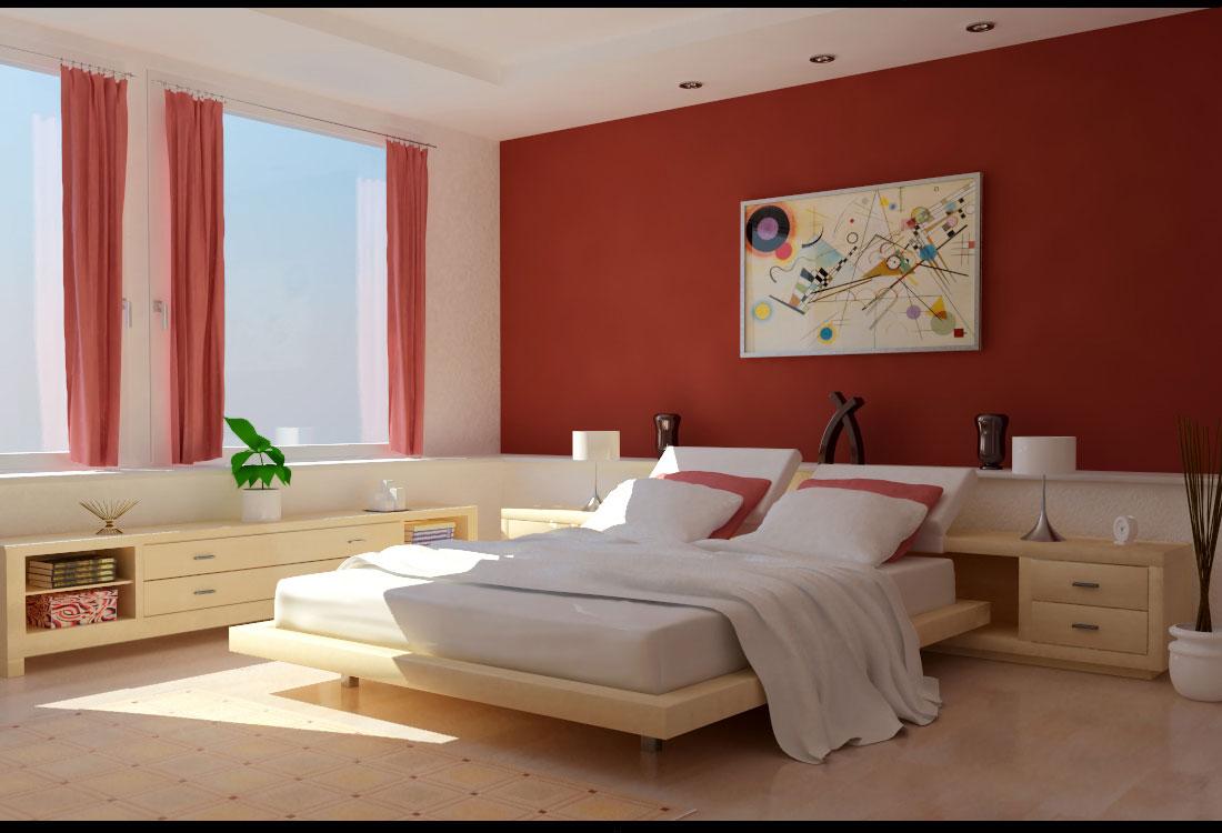 design Red idéias quartos
