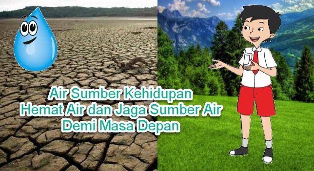 Peristiwa siklus air merupakan peristiwa sehari Siklus Air dan Bencana Kekeringan
