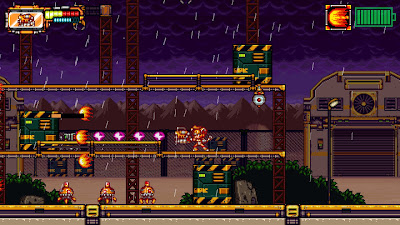 Metaloid Origin Game Screenshot 5