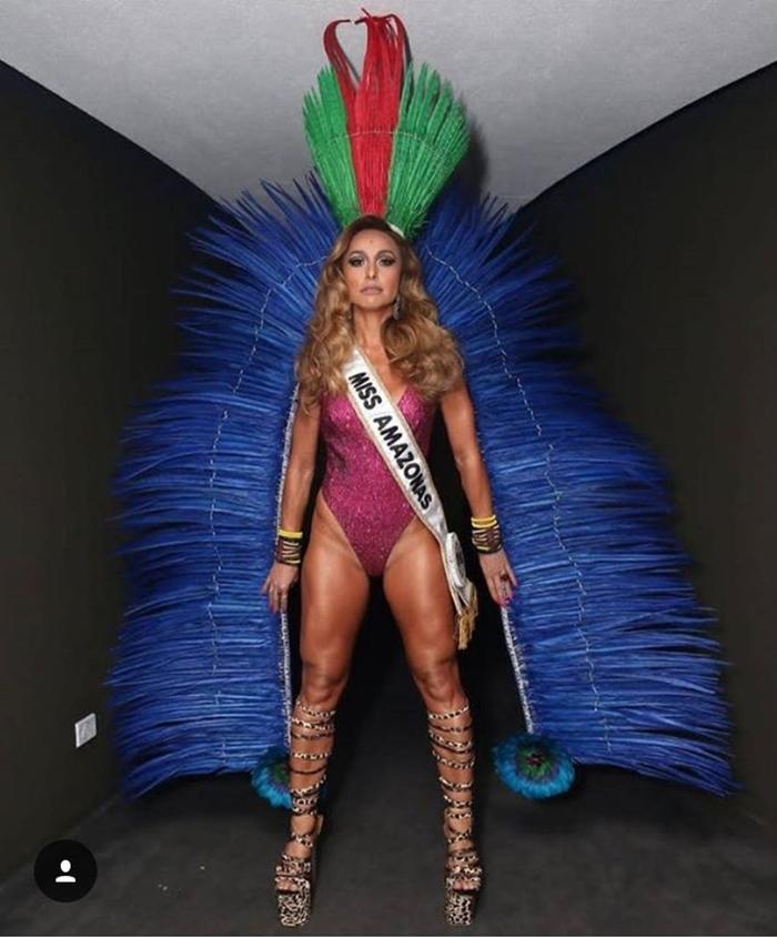 miss amazonas baile vogue 2018