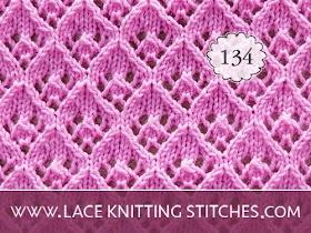 Lace Knitting 134
