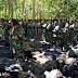 Subhanallah, Prajurit TNI Shalat Jumat di Hutan Banjir Pujian