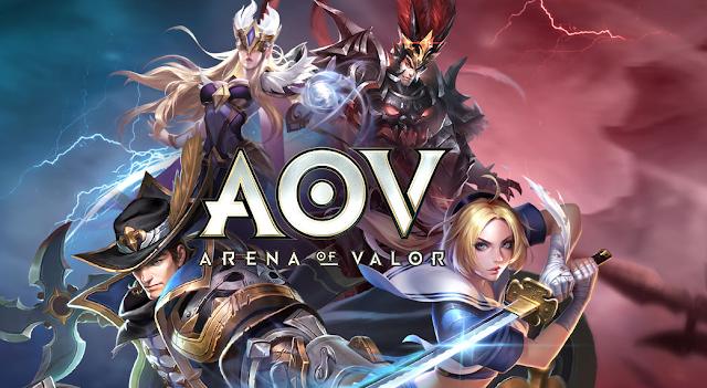 Tipe Pemain AOV(Arena of Valor) Yang Bikin Kesel Bermain