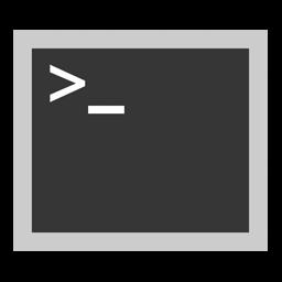 Terminal Folder Icon