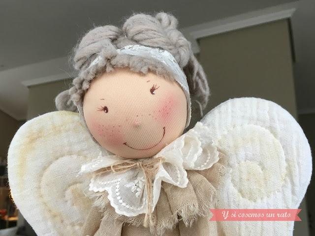 muñeca pigottine di Vanda