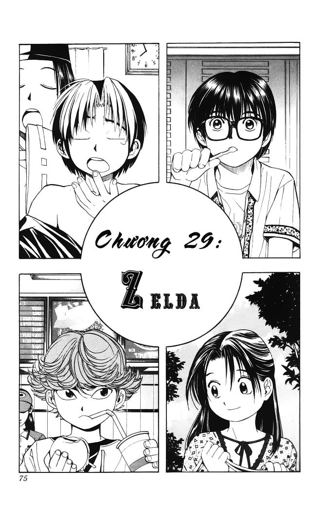 Hikaru No Go hikaru no go chap 29 trang 3