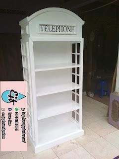 lemari telephon