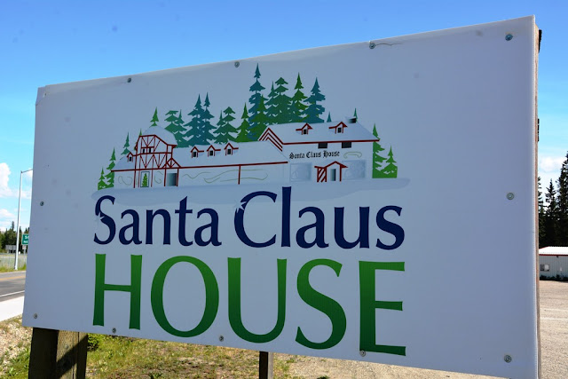 Santa Claus House North Pole