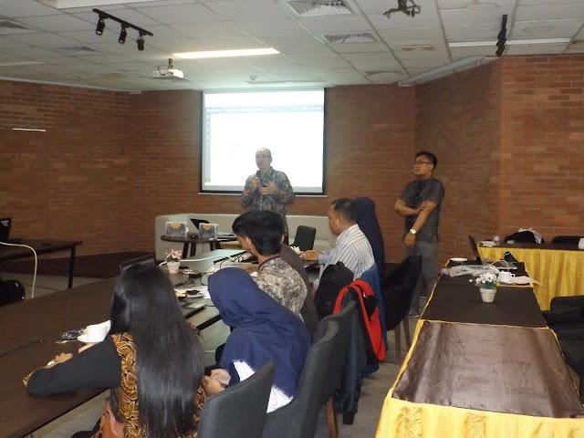 Kegiatan Workshop IoT Learning Platform - BINUS Jakarta - 27 Maret 2019