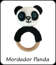 Mordedor panda