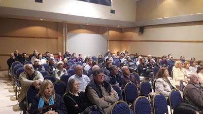 Reunión informativa sobre la autonomía en Juan N. Fernández