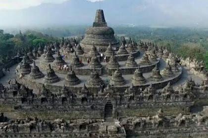 Harga Tiket Masuk & Lokasi Candi Borobudur Magelang Jawa Tengah Terbaru