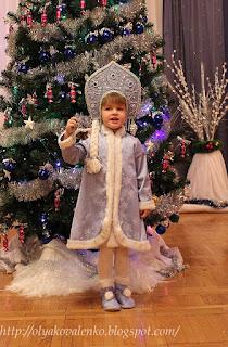 Кокошник VS Шапка или С Новым годом!!!