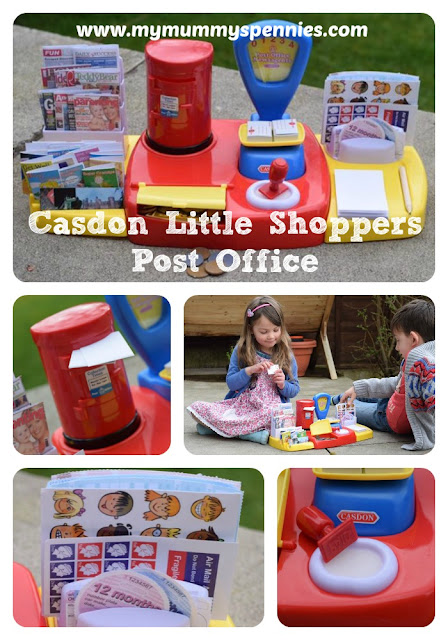 Casdon Little Shoppers Post Office  - Review