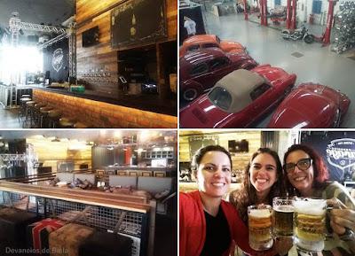 Onde Comer e Sair Teresópolis - Paradise Garage