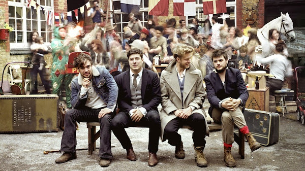 Lets Talk About...Mumford & Sons and Their New Sound