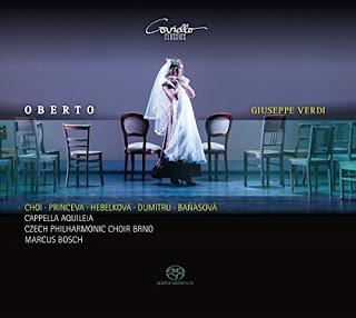 Verdi: Oberto - Heidenheim Opera Festival - Corviello Classics
