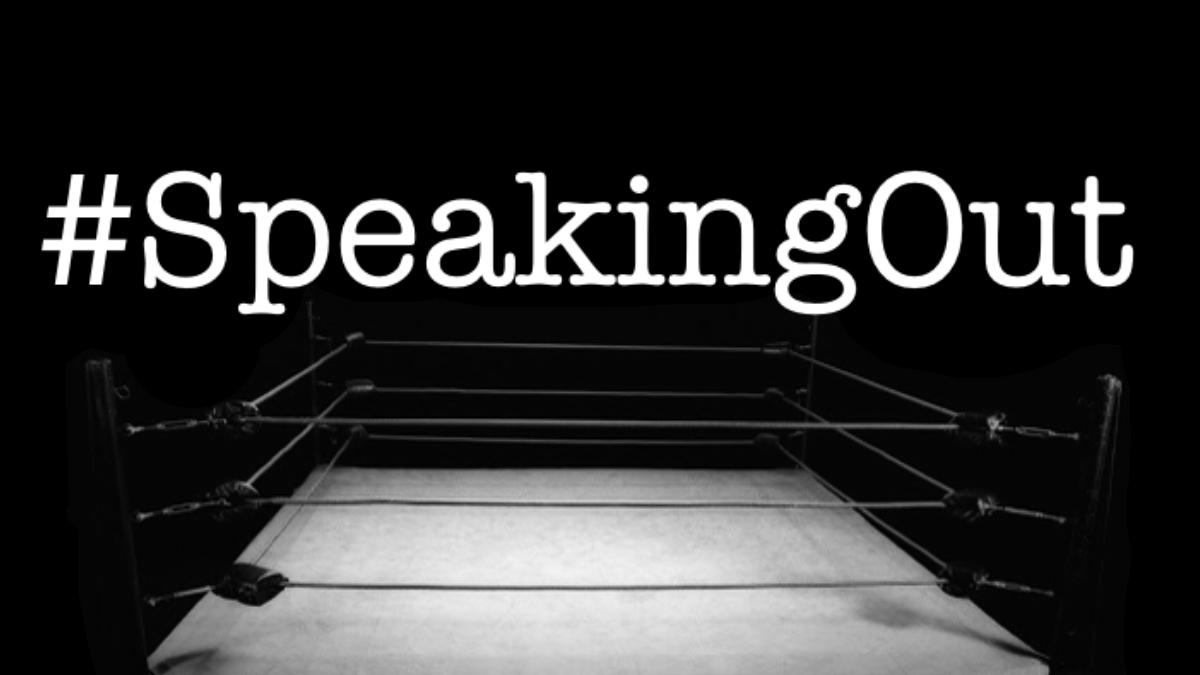 """WWE edita conteúdo da Network devido ao movimento """"#SpeakingOut"""""""