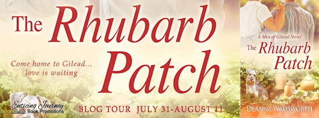 Blog Tour -- Spotlight: The Rhubarb Path by Deanna Wadsworth
