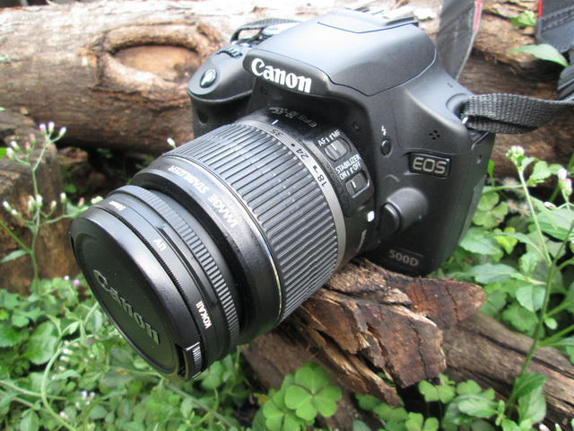 CNC Phoneshop Jual Kamera DSLR Canon EOS 500D Bekas
