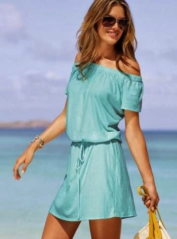 3.The Best Option is a Comfortable Summer Dress