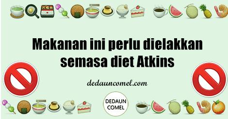 diet atkins, apa itu diet atikins