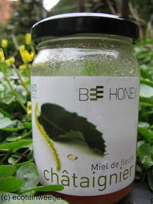 honing, moestuinweetjes