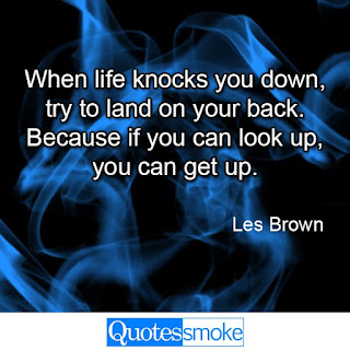 Encouragement Quotes By Les Brown