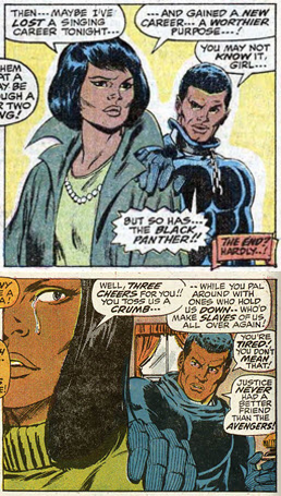 Black Panther Avengers 78
