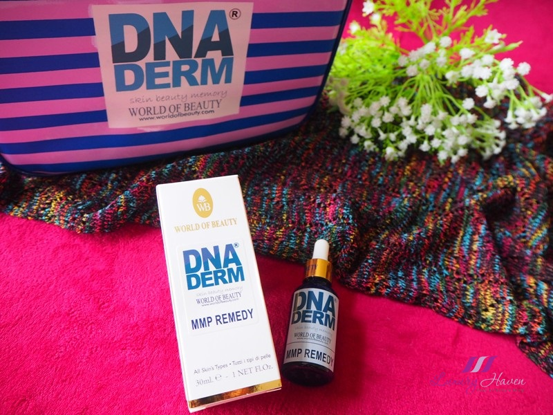 plant based skinfood dna derm mmp-remedy serum