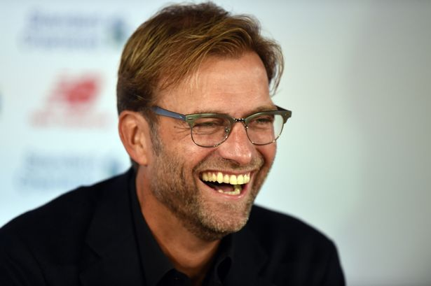 Jurgen Klopp Liverpool Champions League