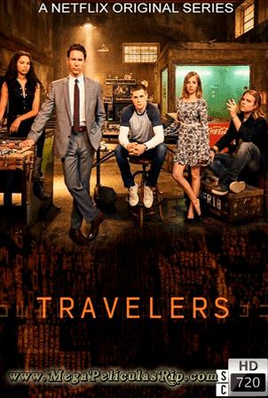 Travelers Temporada 3 [720p] [Latino-Ingles] [MEGA]