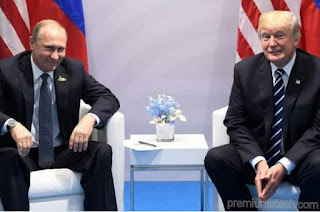 President Putin and Trump